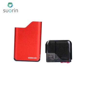 Suorin Air – cigarette électronique, kit Original, batterie intégrée 400mah, Mod, cartouche 2ml, réservoir de vapoteur VS vaporisateur ego aio