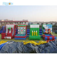 YARD factory inflatable 4 in 1 games inflatable sport game free ship to door