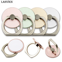 New circle Metal Ring Universal Mobile Cell Phone Stand Holder for Smartphone & Samsung & iphone Adjustable Support Phone Holder