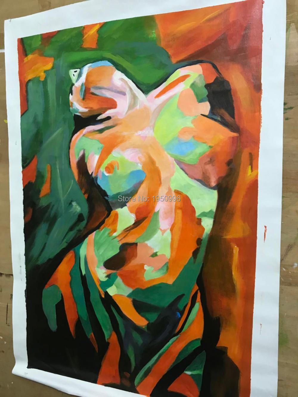 ПУД Аннотация обнаженная Леди Девочка плотненькая мясистые тела sexy lady изображение танцор baeutiful wall art домашний декор ручной работы маслом ка