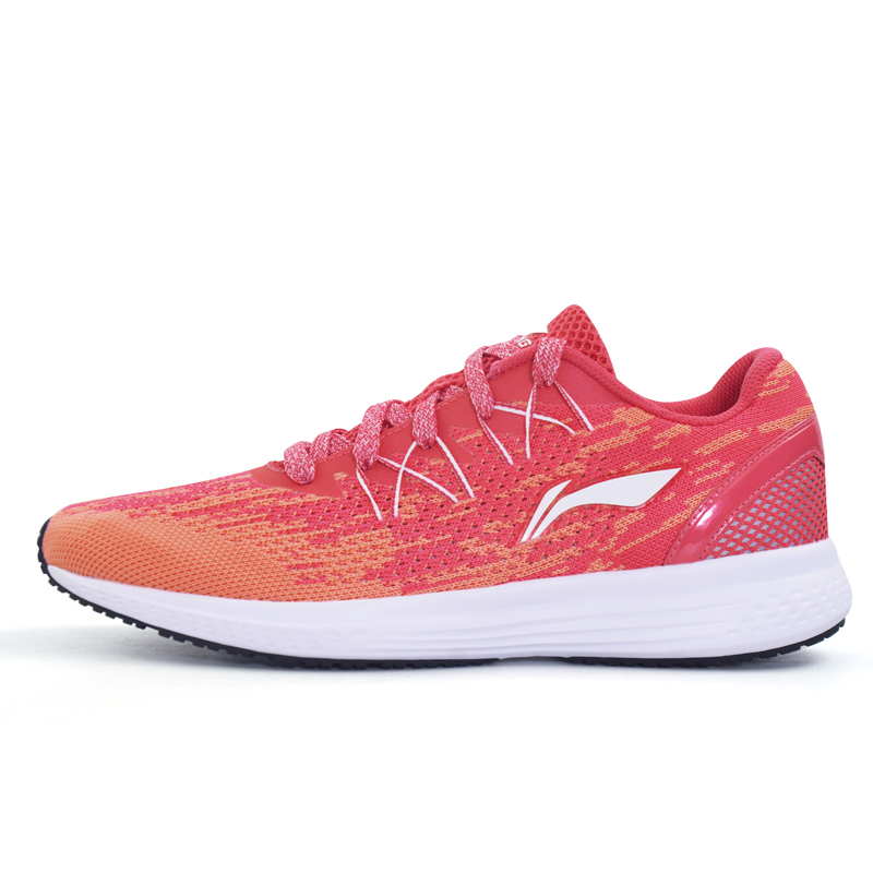 Li-ning femmes 2017 vitesse étoiles coussin chaussures de course respirant baskets Textile léger doublure chaussures de Sport ARHM082 XYP472 - 4