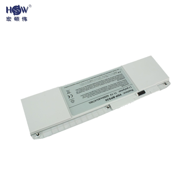 HSW laptop battery for SONY  VGP-BPS30,SVT SVT13113FXS SVT13113FX trybeyond куртка для мальчика 999 77495 00 94z серый trybeyond