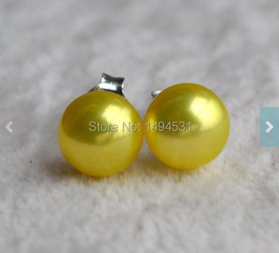 Pour femme 9-10 mm eau douce Perle Strass Perles Plaqué Argent Dangle Earrings