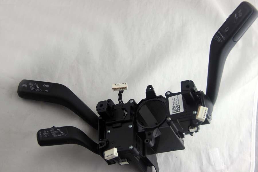 Fit For Passat CC B7L Multifunction Steering Wheel Cruise Control System Stalk 3C5 953 501 BM climatronic air condition control switch panel ac seat heater for passat b7 cc 35d 907 044 b c d 35d907044b c d