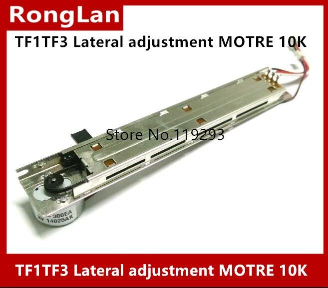 [BELLA] nouveau japon alpes faders Original LS9 M7CL NC potentiomètre 14.4 cm B10K T type poignée mélangeur électrique fader-5 PCS/LOT