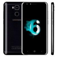 Original DOOGEE Y6 C 4G Mobile Phone 2GB RAM 16GB ROM MTK6737 Quad Core 5 5