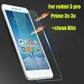 URMWING 9 9н 2.5D Взрывозащищенный Закаленное Стекло Защитная Для Xiaomi redmi3 redmi 3 pro prime 3 s s 3x х Экран протектор