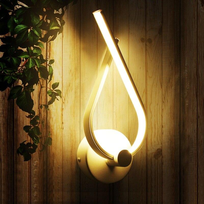 ms nuevo moderno llev la lmpara de pared dormitorio bao lmpara de pared lmpara de la