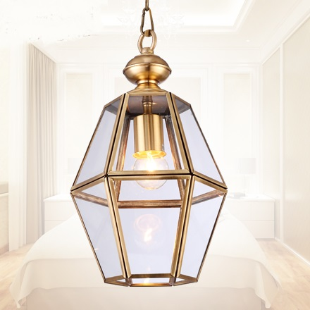 European living room Pendant Lights creative bedroom table lamp outdoor lighting American villa aisle lamp LU626 ZL101 european style living room american iron retro stair lamp simple aisle lights creative bedroom pendant lights