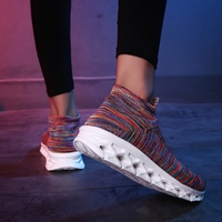 2018 summer running shoes men's sports shoes tennis sports breathable light running girl sports running running sports shoes