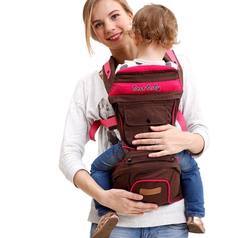 Hot sale Comfortable Fashion Infant Sling Soft Natural Wrap Sling Baby Backpack Breathable Hipseat Kangaroo bag baby wrap hot sale comfortable fashion infant sling soft natural wrap sling baby backpack breathable hipseat kangaroo bag baby wrap