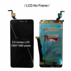 Image 2 - Pantalla LCD con marco para Lenovo K6 Power K33a42 K33a48 MONTAJE DE digitalizador con Sensor táctil, K6 k33b36 k33b37