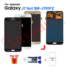 TFT For Samsung GalaxyJ7 Nxt SM-J701FZ LCD Display Screen Replacements for Samsung J7 Neo J7 Core SM-J701M display lcd module