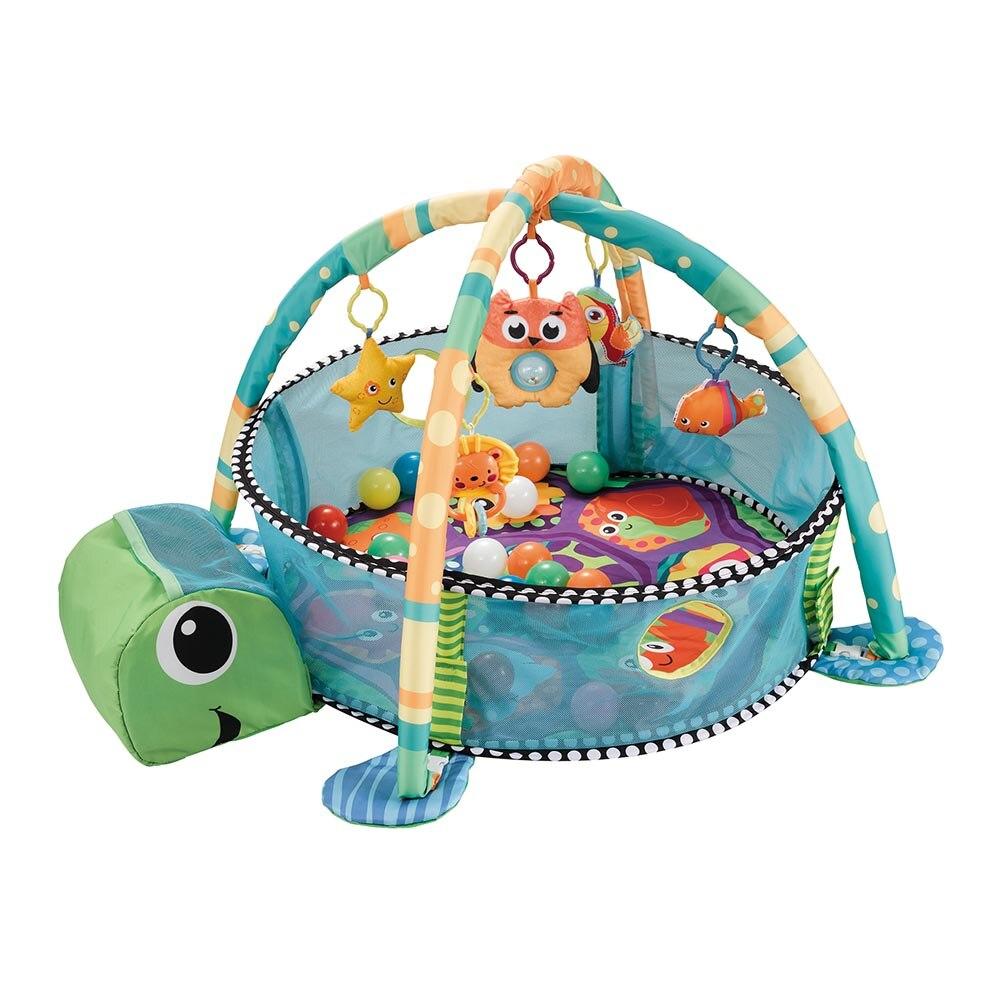 Portable bébé parc enfants extérieur intérieur piscine à balles Marine jouer tente enfants coffre-fort parcs jeu piscine de boules pour enfants cadeaux