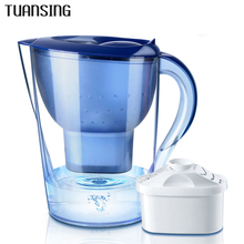 TUANSING 3.5L Water Pitcher Pure Healthy Mineral Water with