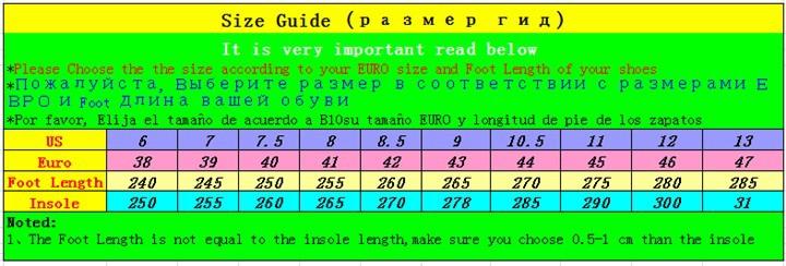 size  chart_1