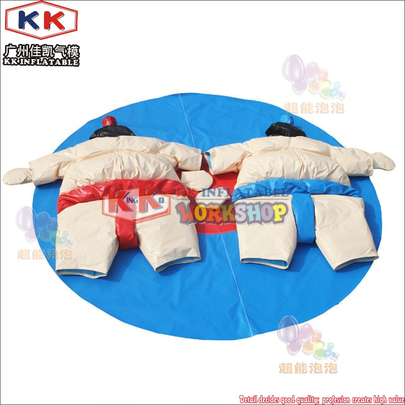 High Quality inflatable Sumo Suit, Hot Sale Japanese Fat Fighter Inflatable Sport Game Equipment For Sale
