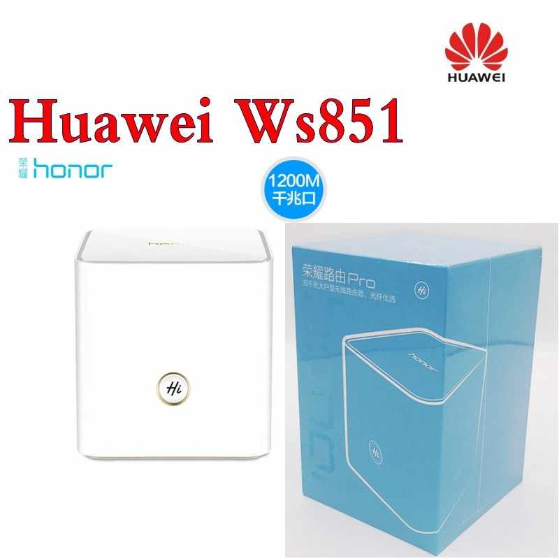Detail Feedback Questions about Huawei Honor Router Pro