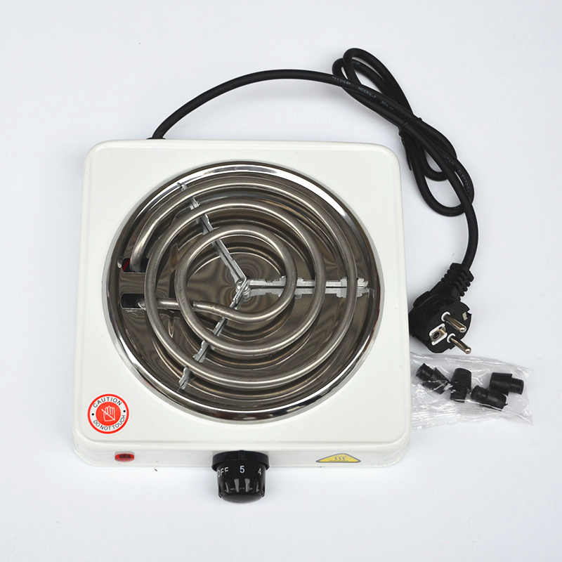 シーシャ水ギセルバーナー電気ストーブ 220 ボルト 1000 ワットホットプレートキッチン調理コーヒーヒーター chicha 水煙草喫煙パイプ炭
