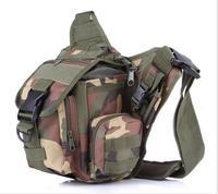 Outdoor Camouflage Hiking Backpack Men And Women Shoulder Bag Waterproof Mountaineering Backpack Camera Bag
