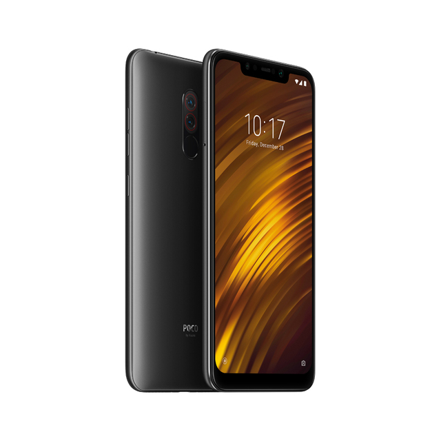 Global Version Xiaomi POCOPHONE F1 6GB 64GB POCO F1 Smartphone Snapdragon 845 AI Dual Camera  6.18″ Full Screen Display 4000mAh