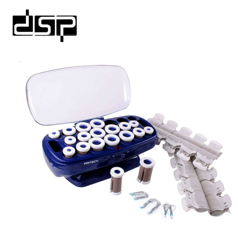 DSP Electric DIY Hair Curler Sets Magic Rapid Hair Curlers Styling Tools Hair Curling Rollers magic hair 2015 gorra unprocesseds from16 18 20 22 24 magic 100