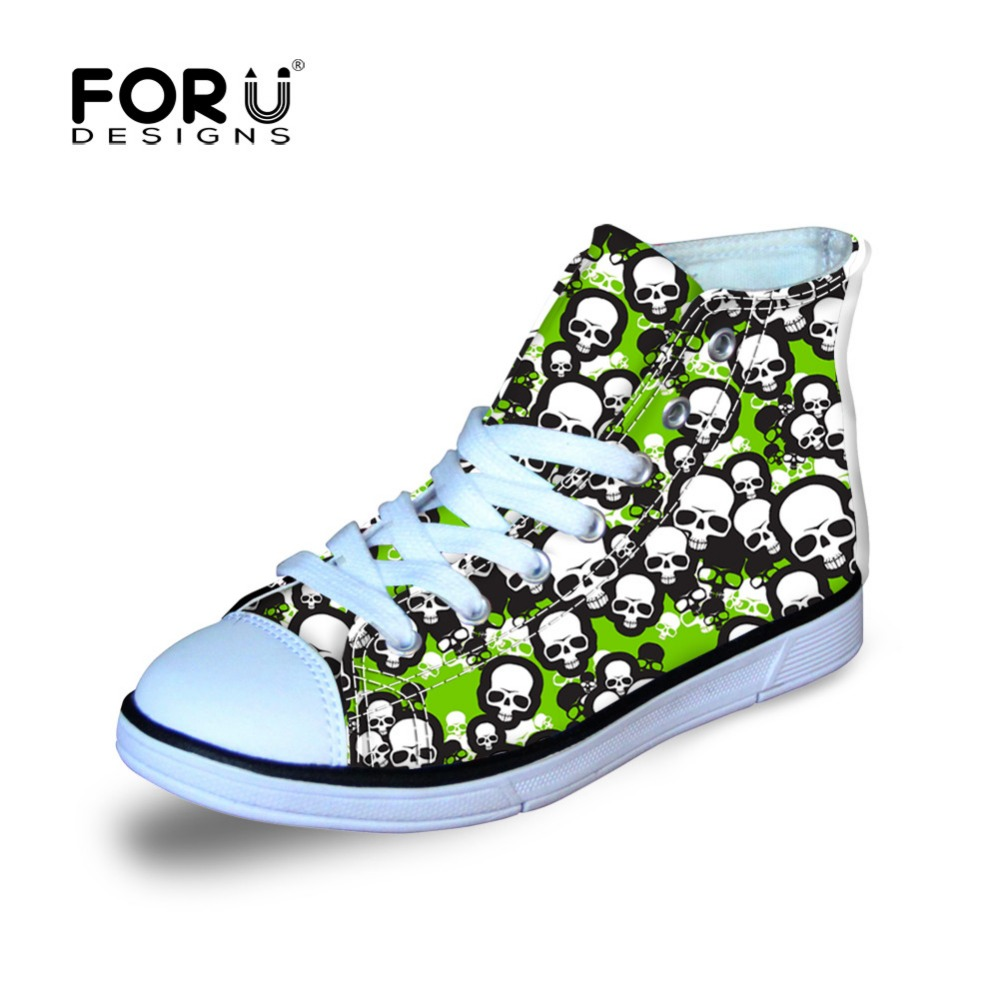 FORUDESIGNS Outdoor Sport Children Shoes for Kids Boys&Girls Running Walking Jumping Cycling High Top Canvas Shoe Sneakers Shoes forudesigns kids sport shoes boys girls for children walking cycling running nebula pringting lace up sneaker shoes outdoor