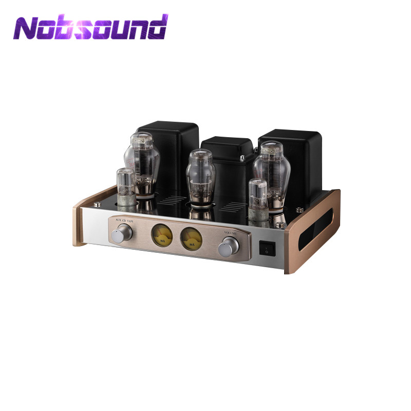 все цены на Latest Boyuu A30 2A3C Vacuum Tube Amplifier HiFi Stereo Integrated Single-Ended Class A Power Amplifier 3-Input онлайн