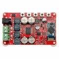 TDA7492P 50 W + 50 W Placa Amplificador Sem Fio Bluetooth 4.0 Receptor De Áudio Digital com Estrutura de Suporte