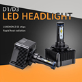 D1S D3S D1R D3R LED Headlight Headlamp Kit 36W 4000LM Same Size as HID Xenon Bulbs 12V 24V 6000K LED Bulb for Audi BMW Benz