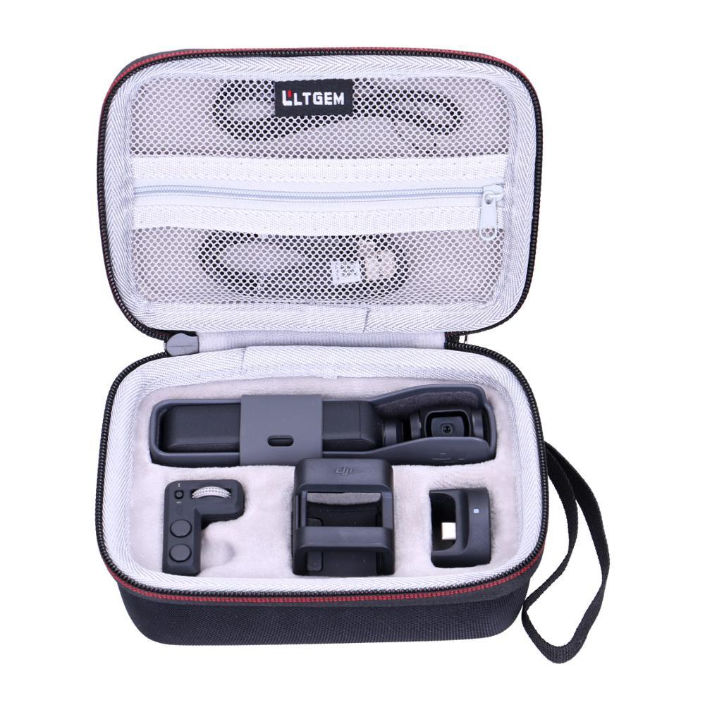 LTGEM EVA Shockproof Waterproof Hard Case For DJI Osmo Pocket Handheld 3 Axis Gimbal Stabilizer With Integrated Camera