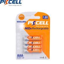 Аккумуляторная батарея pkcell aaa 16 в МВт/ч 4 шт/карта