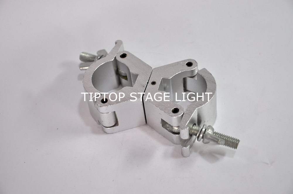 TIPTOP 18A 20 Pack Elation Pro Lighting Elation Pro Swivel Clamp Swivel-Joint Clamp Double O Clamp Assemble 360 Degree Rotation