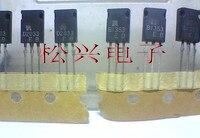 2 pçs/lote 1 pares 2SD2033 D2033 2SB1353 B1353 original Novo Ferramentas p/cabo     -