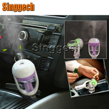 1X Car Humidifier Mini Air Purifier For Renault Duster Laguna Megane 2 3 Logan Captur Clio Lada Granta Kalina Priora Accessories