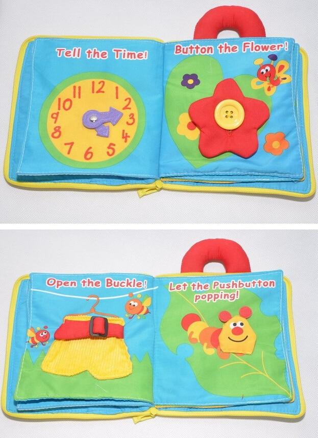 Candice guo! nieuwste aankomst zachte baby speelgoed multifunctionele - Leren en onderwijs - Foto 2