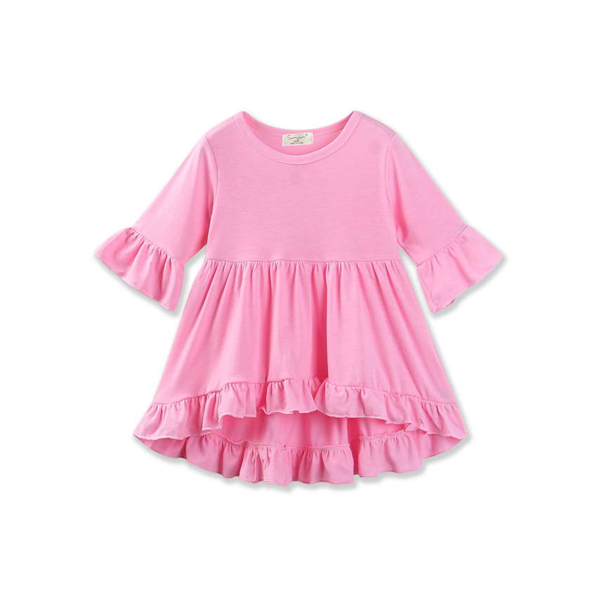 7e0db2767fedf Pudcoco Newborn Baby Girls Tunic Tops and Floral Leggings Pants Headband  3pcs Fall Outfit Pink-in Clothing Sets from Mother & Kids on Aliexpress.com  ...
