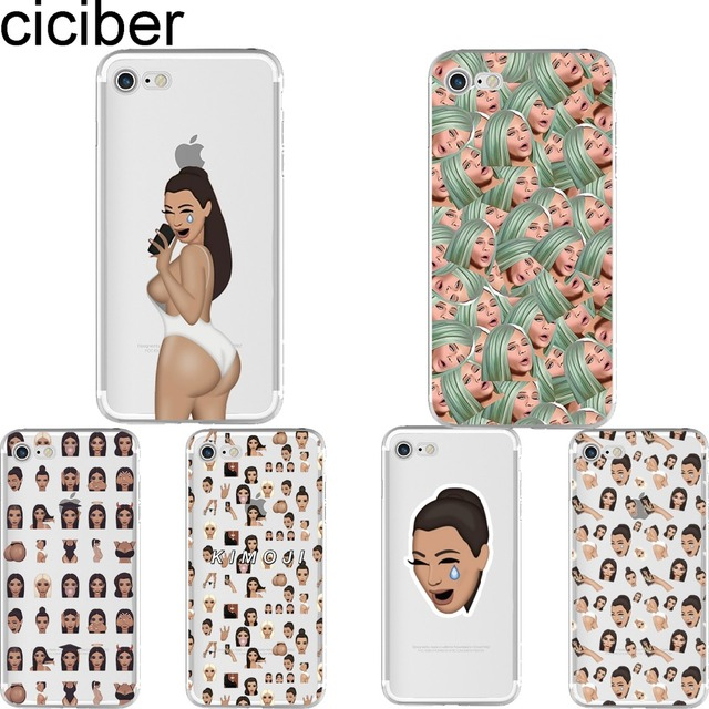 coque iphone 7 kim