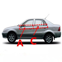 Car window glass layering for Geely CK CK2 CK3