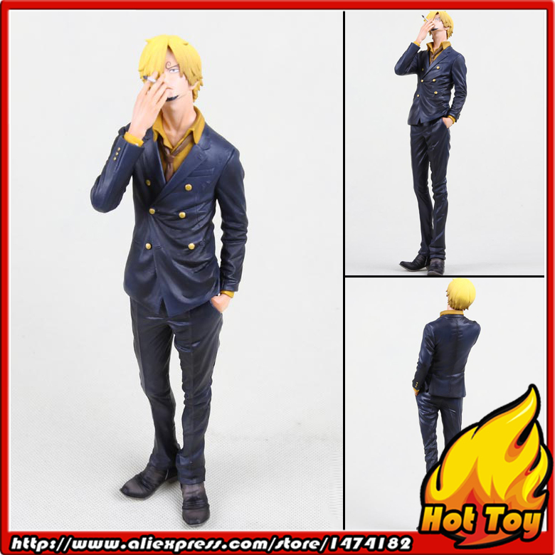 100% Original Banpresto KING OF ARTIST Collection Figure - Sanji from One Piece