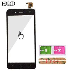 Image 5 - Toque De Vidro Do Telefone móvel Para BQ BQ 5057 5 Greve 2 BQ 5057 Digitador de Vidro Do Painel Frontal Da Tela de Toque Do Sensor ferramentas Adesivo