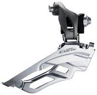 Original shimano claris FD R2000 bicicleta de estrada 2x8 velocidade frente desviadores braze on/braçadeira 34.9mm|Desviador de bicicleta| |  -