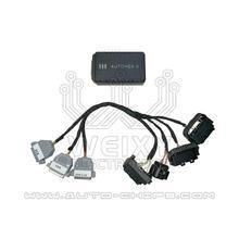 BM N13, N20, N55, B38 DME испытательные кабели специально разработаны для работы с autohex II