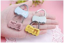 new Mini Handbag Modeling Small Password Lock Trolley Case