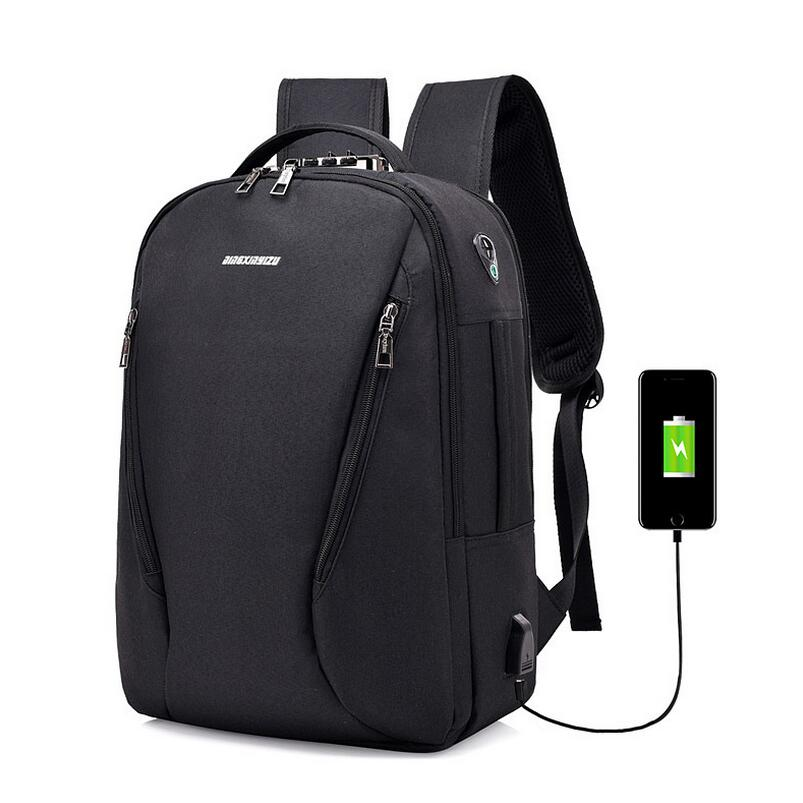 Fashion Man Laptop Backpack Unisex USB Charging Computer Backpacks Casual Style Bags Large Male Outdoor Canvas Travel BackpacksFashion Man Laptop Backpack Unisex USB Charging Computer Backpacks Casual Style Bags Large Male Outdoor Canvas Travel Backpacks