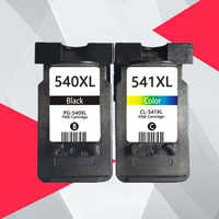For Canon PG-540 PG540 CL541 CL-541 Ink Cartridges PG 540 CL 541 PIXMA mg3250 MG3255 MG3550 MG4100 mg4150 MG4200 mg4250 PG-540XL