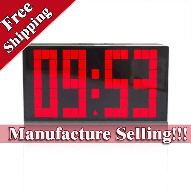 Free shipping!New novelty figure clock, fashion digital clock,wall clock wholesale and retail