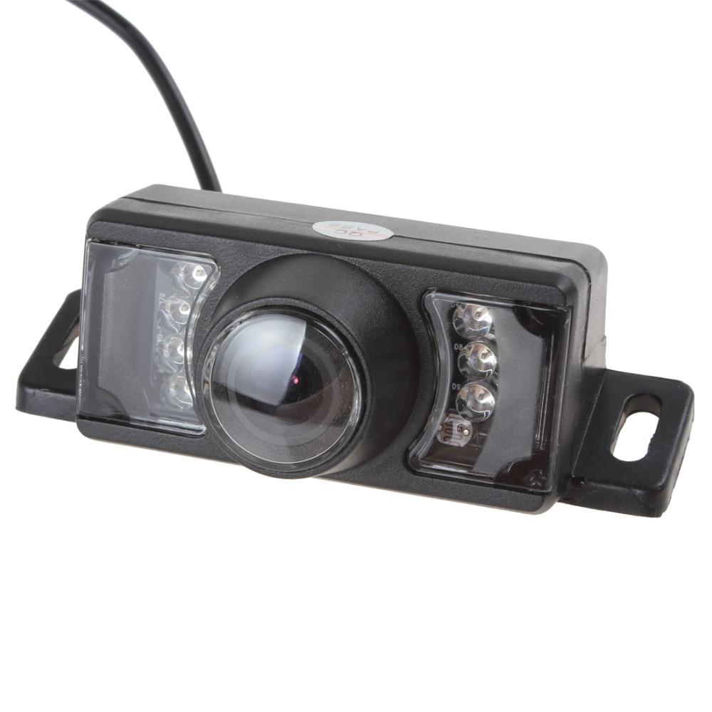 FREE SHIPPING HD Car Rear View Camera Waterproof Night Vision Backup Camera For Car DVD Player