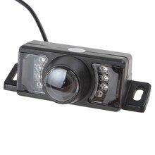 Бесплатная доставка HD Автомобильная камера заднего вида водостойкая камера ночного видения для автомобиля dvd-плеер