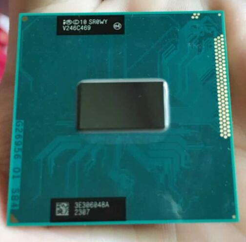 <font><b>intel</b></font> Core <font><b>i5</b></font>-3210M 2.5Ghz /Dual Core/ Laptop Processor SR0MZ socket G2 image